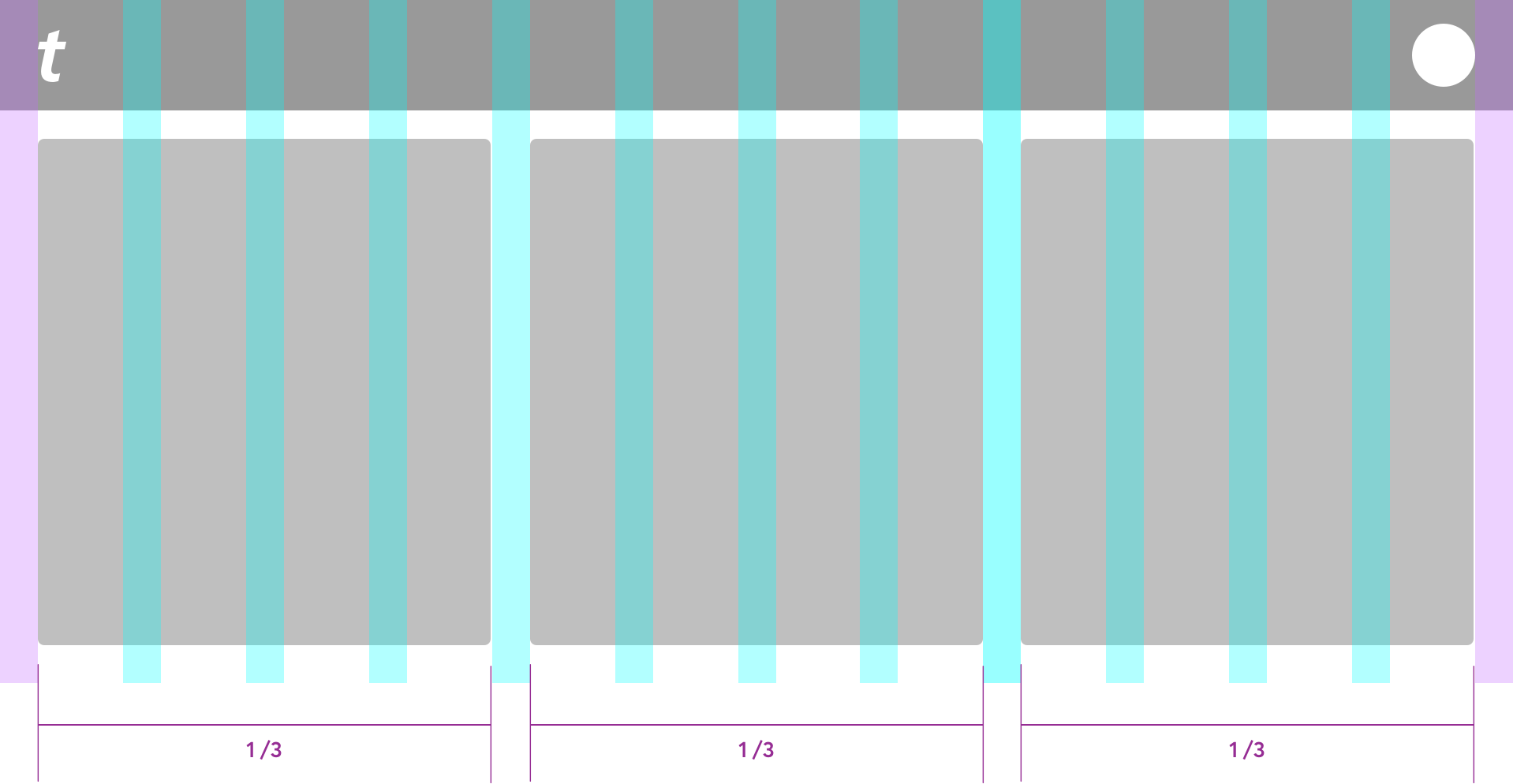 Equal Sized Columns image